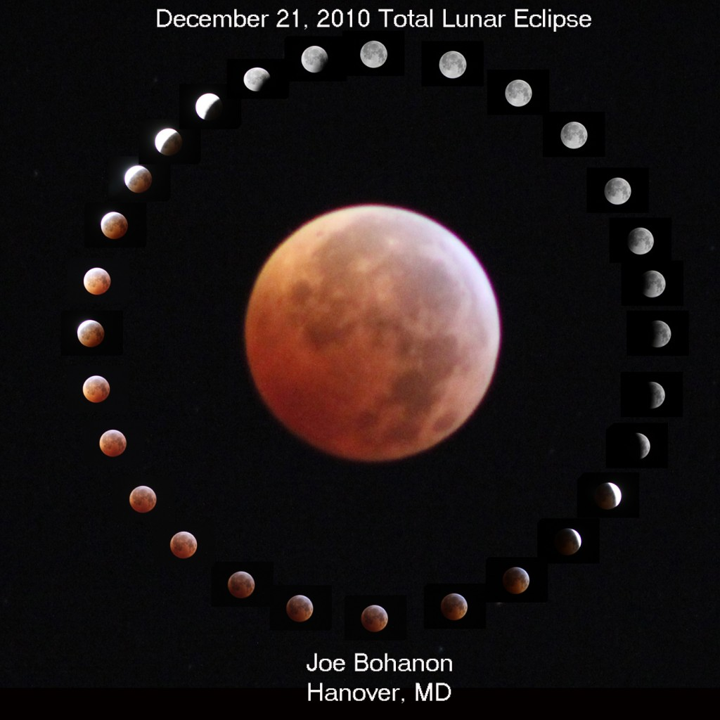 Lunar Eclipse of December 2010