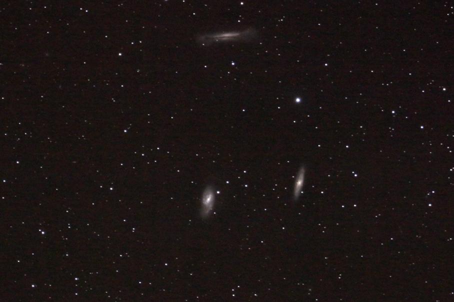 M65, M66 and NGC 3628