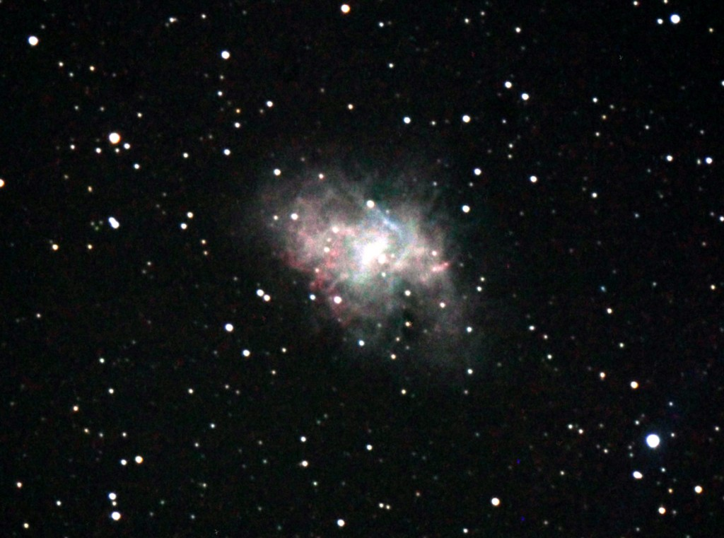 M1, the Crab Nebula