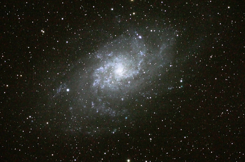 M33, the Pinwheel Galaxy.