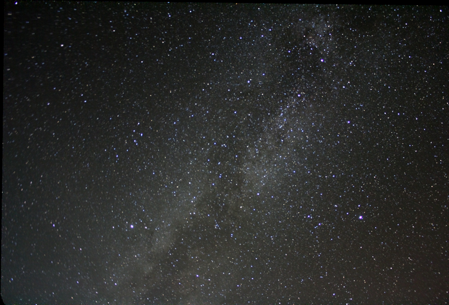 Wide field of the Summer Triangle