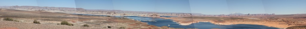 Lake Powell Mosaic Small