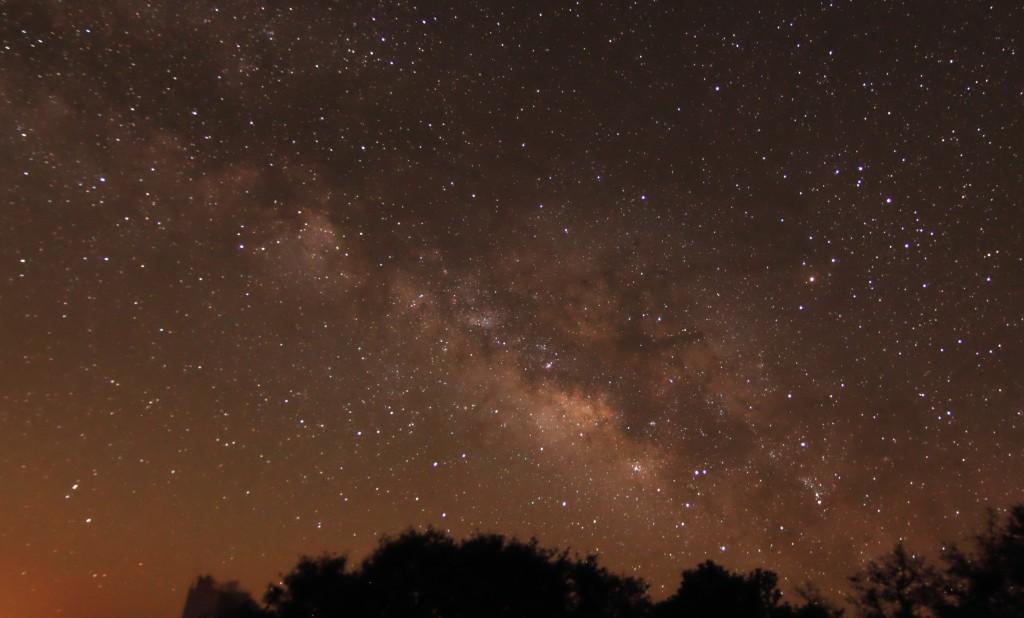 Sagittarius Scorpius Wide Field