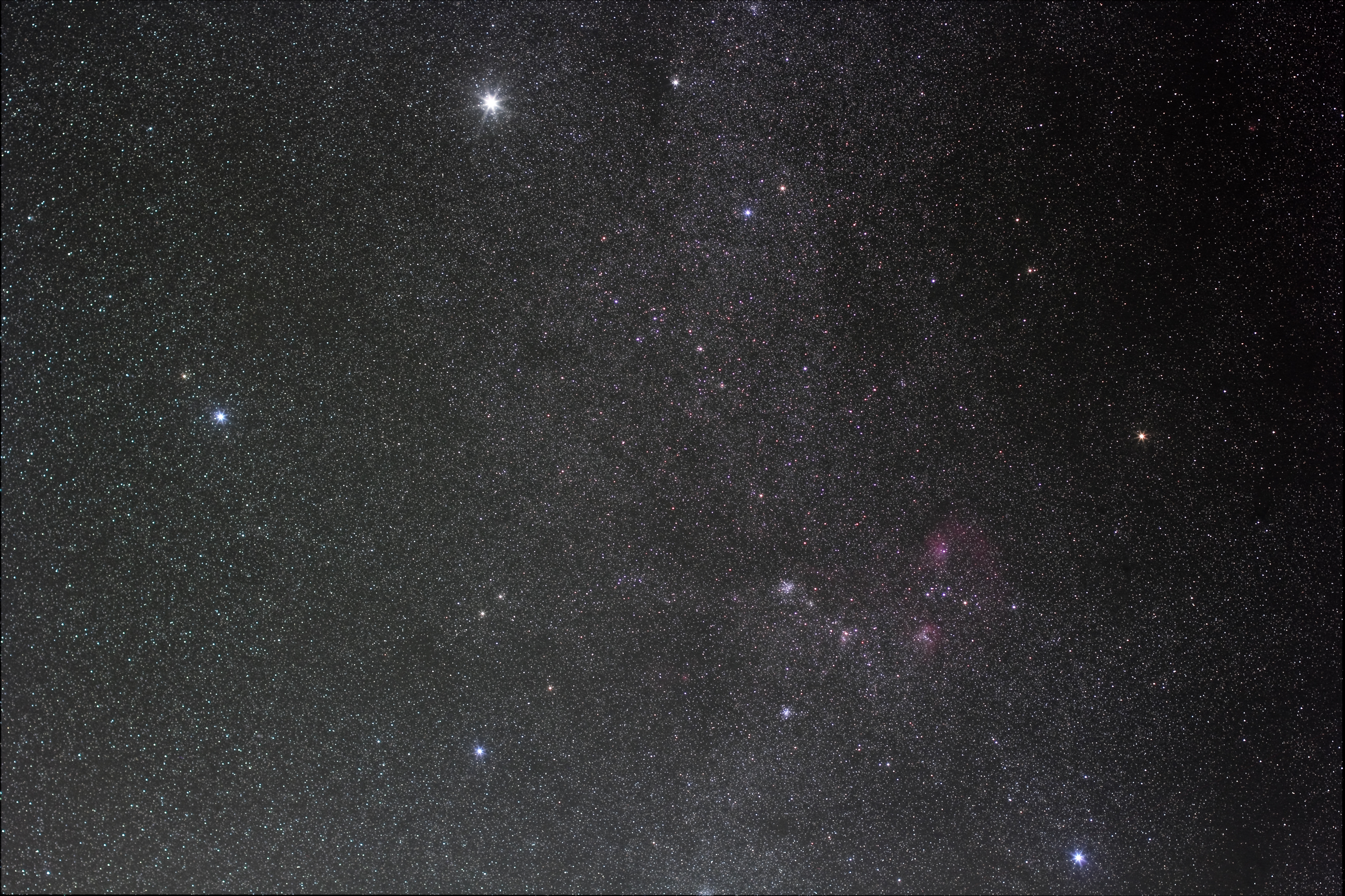 Auriga Wide Field