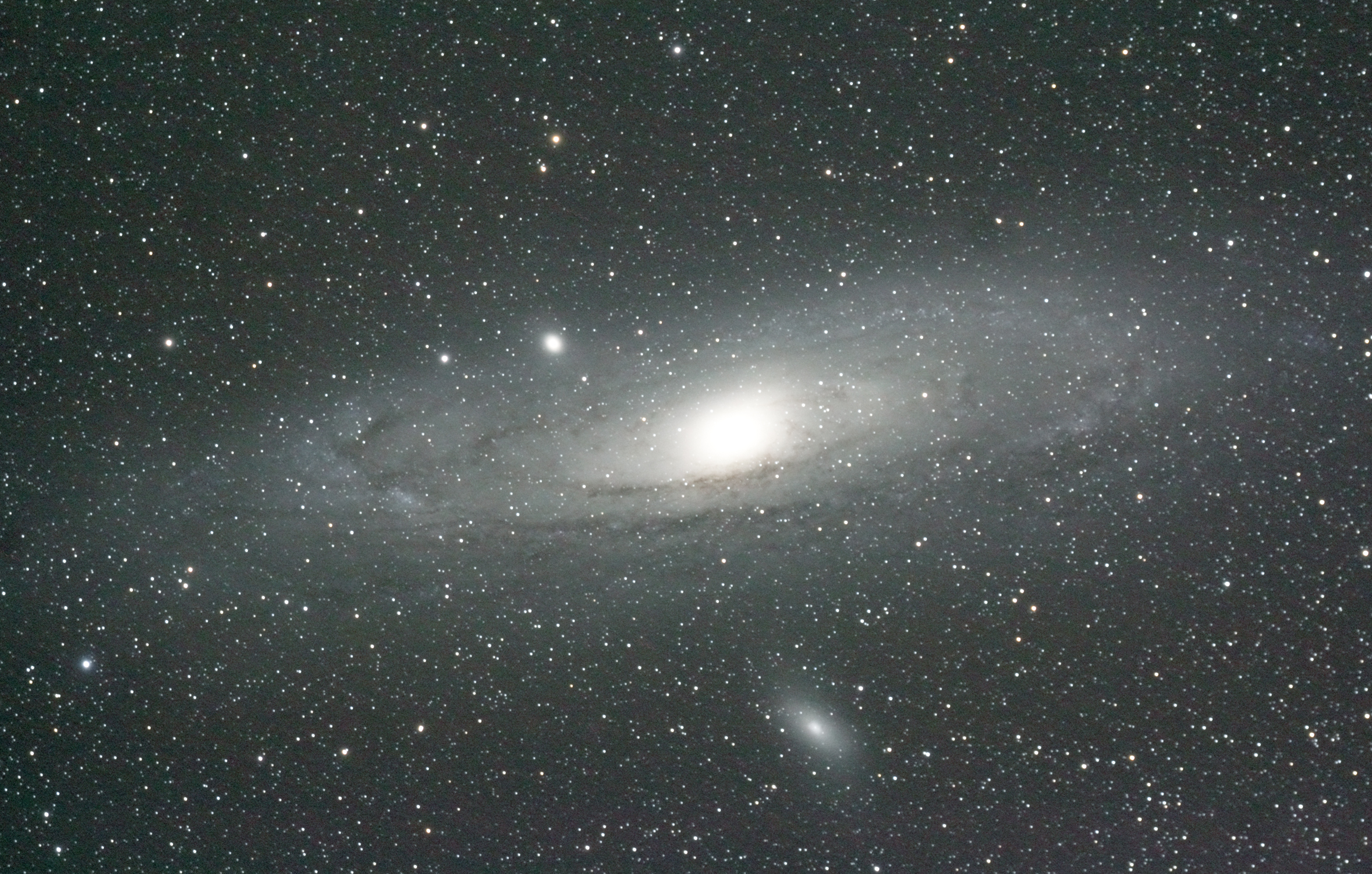 M31 and satellites
