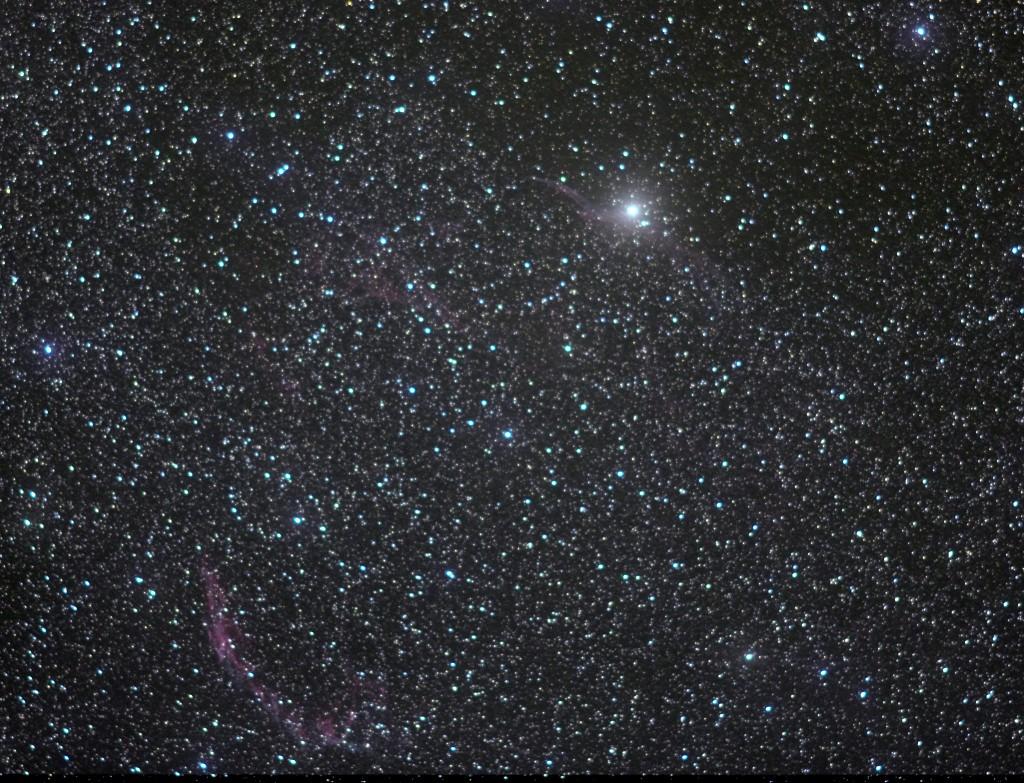 Veil Nebulae